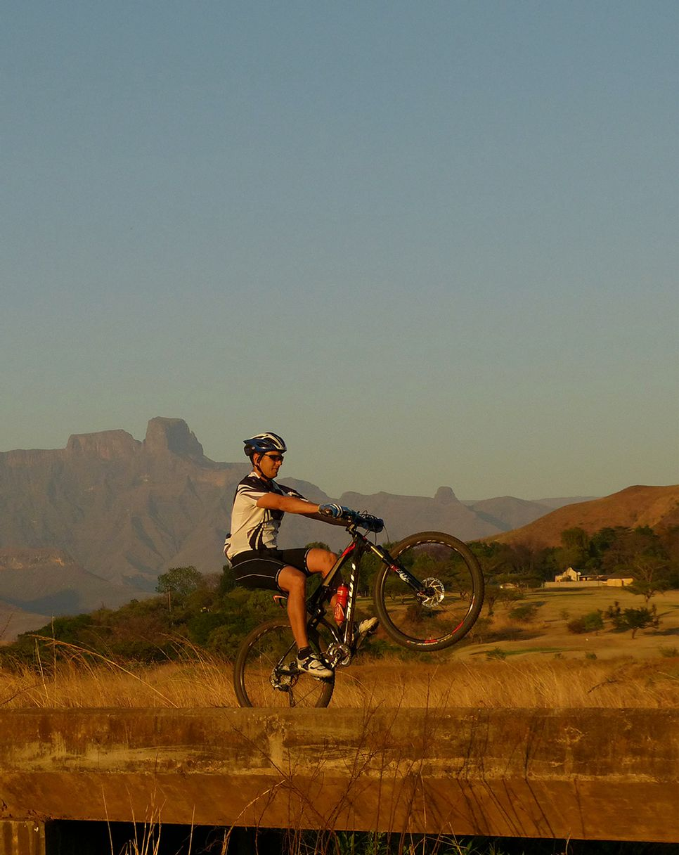 Northern Berg MTB Trail