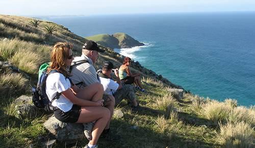 Wild Coast Hiking Trips