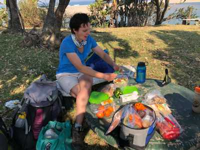 Eat Right for your Multi-Day Hike